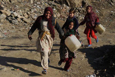 Orta Asya: Savaş yorgunu yoksul bir halk