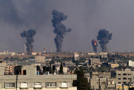 10. Yılında Gazze Ablukası