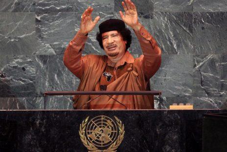 Ey Cemaat! Kaddafi'yi nasıl bilirdiniz?…