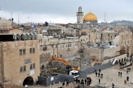 Yıkımın eşiğindeki kutsal kent: Kudüs