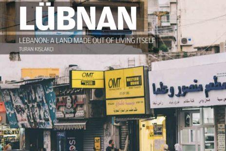 Beyaz Karlar Ülkesi, sedir diyarı: Lübnan