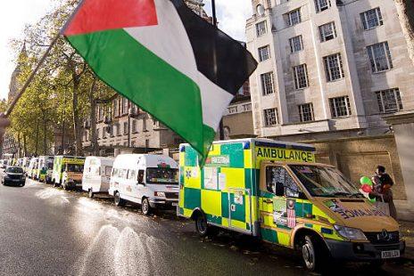 Şib-i Ebu Talib, Tûr-u Sînîn ve Viva Palestine konvoyu